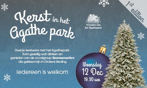 Agathepark-kerst