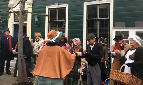 Dickensmarkt Krommenie