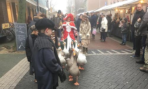 Dickens Kerstmarkt Krommenie 15 december 2019
