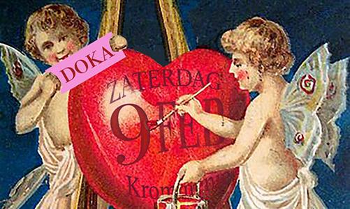 Zaterdag al Valentijnsdag in Krommenie