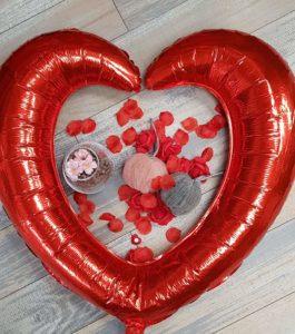Valentijn in Krommenie
