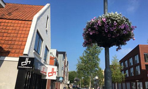 bloemenbaskets krommenie